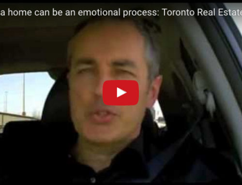 Buying a home can be an emotional process