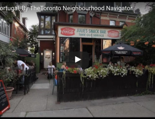 Little Portugal is among the most vibrant of Toronto neighbourhoods