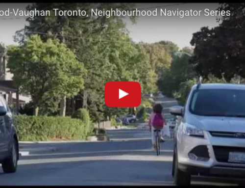 Oakwood–Vaughan is a Toronto neighbourhood on the rise