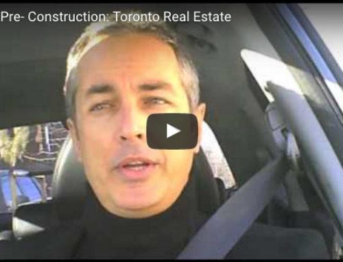 Buying pre-construction condos