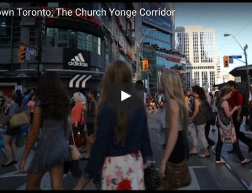 Downtown Toronto: Church Yonge Corridor