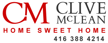 Clive McLean Mobile Logo