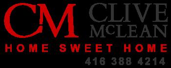 Clive McLean Logo