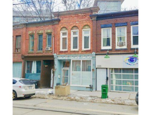 505 Queen Street East